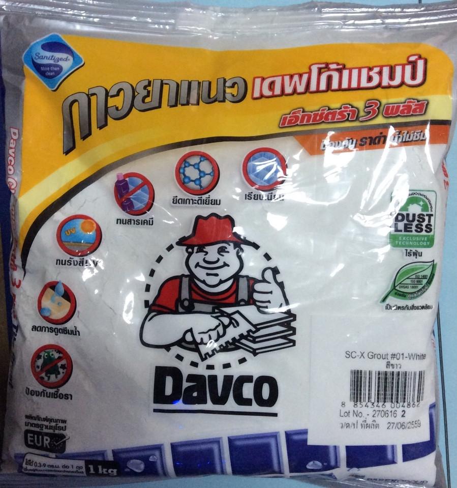 keo chà ron Davco