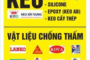 Bán keo dán gạch giá rẻ tại Hà Nội
