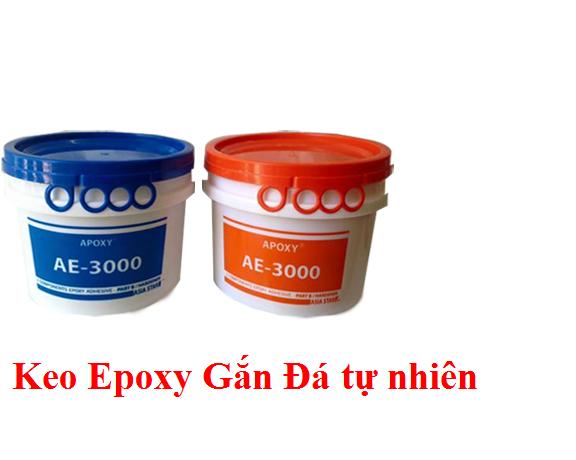 KEO EPOXY GẮN ĐÁ AE 3000