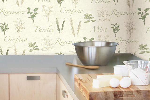 sử dụng giấy dán tường an toàn với sức khỏe