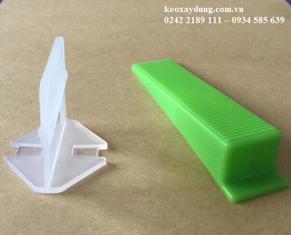 Ke nhựa cân bằng gạch giá rẻ