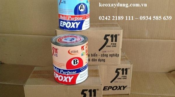 Kep Epoxy 511 có rất nhiều ứng dụng trong đời sống