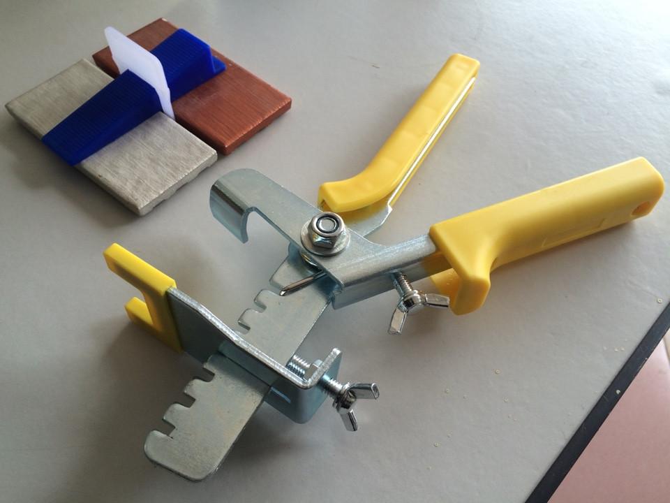 Hướng dẫn cách thi công ke nhựa cân bằng gạch
