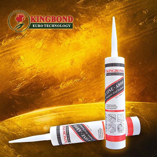 Keo silicone acid kingbond A800