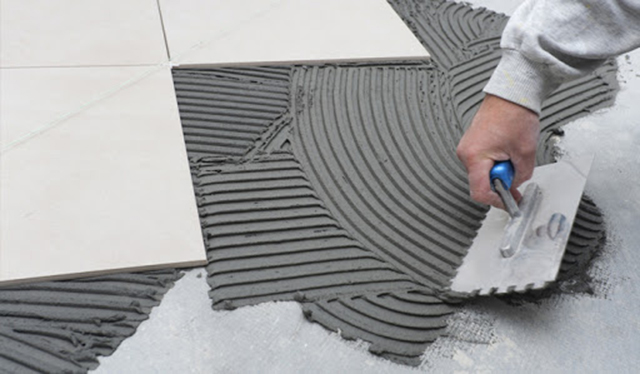 kỹ thuật lát gạch nền nhà