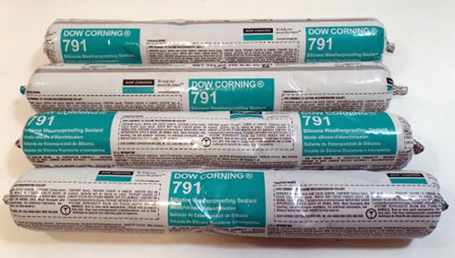 phân loại keo silicone dow corning