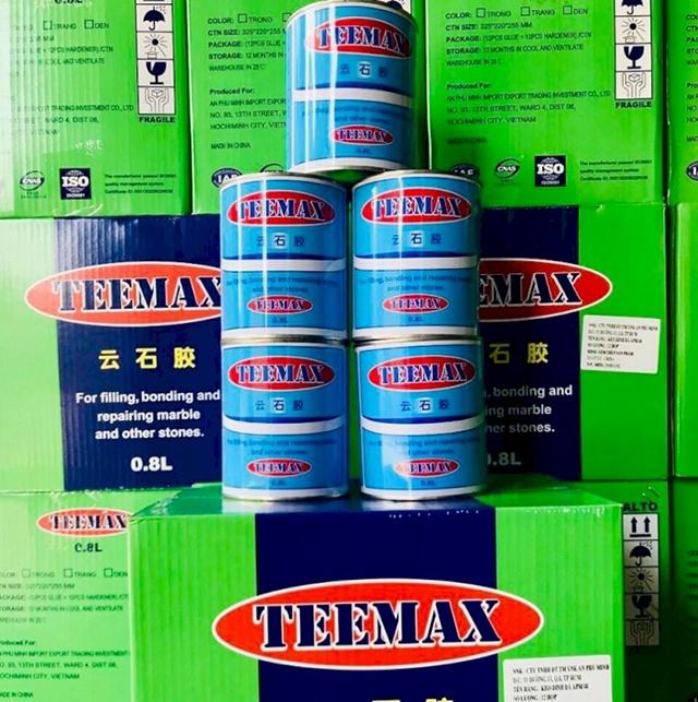 Keo dán đá Teemax