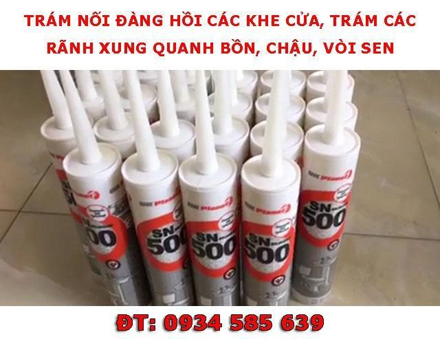 Công dụng của keo silicone 3