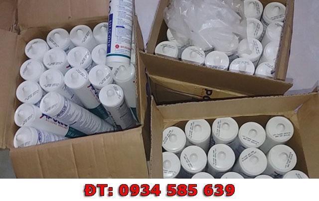 Địa chỉ phân phối keo silicone 4