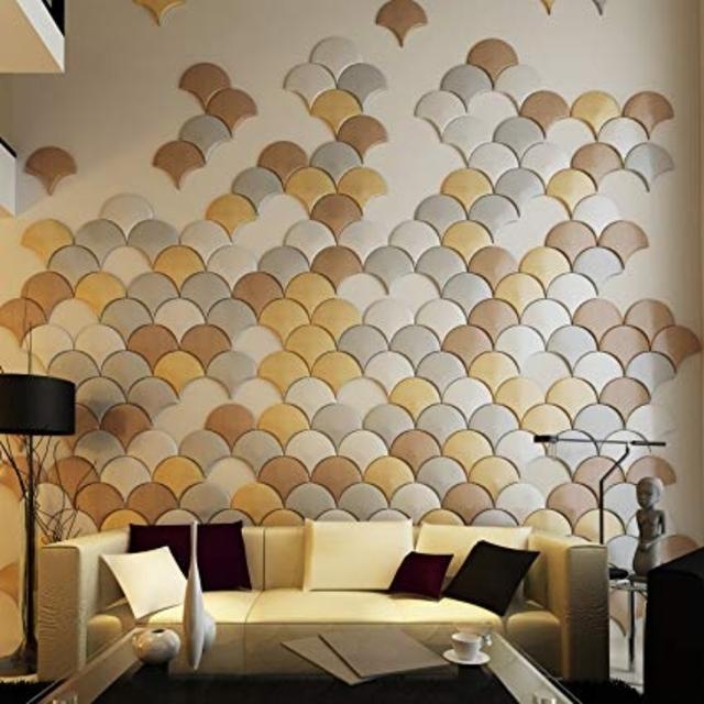 mẫu gạch ốp tường đẹp 10