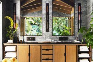 15+ Mẫu gạch ốp nhà vệ sinh đẹp, chống trơn trượt, thấm dột